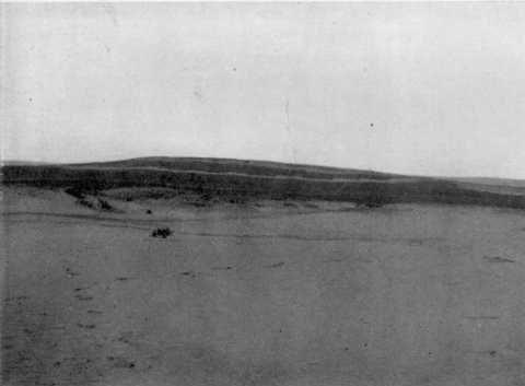 Ottoman defences at Rafa 1917