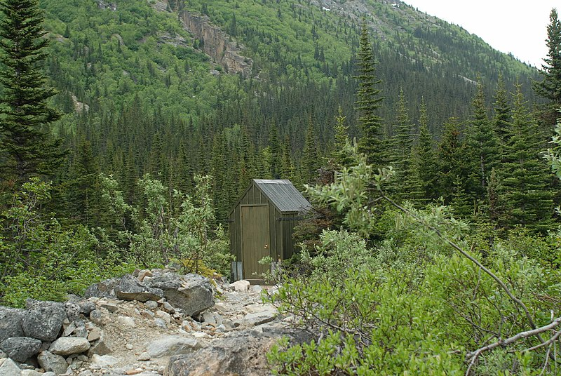 Outhouse of the year