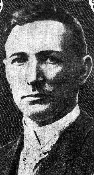 Owen McAleer - Portrait of Owen McAleer (1905)