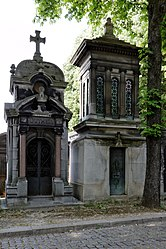 Tomb of Godillon and Barratin