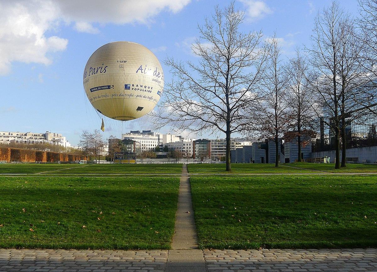 Ballon captif wikip dia - Faire tenir des ballons en l air sans helium ...