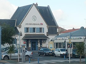 Image illustrative de l'article Gare de Saint-Gilles-Croix-de-Vie