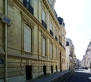 Jacques Guerlain - The Rue Murillo, Paris