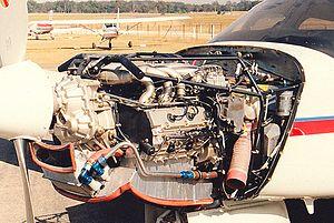 Porsche PFM 3200 - PFM 3200 N03 installed in a Mooney M20L