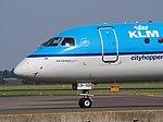 PH-EZK KLM Cityhopper Embraer ERJ-190STD (ERJ-190-100) - cn 19000326 taxiing, 25august2013 pic-2.JPG