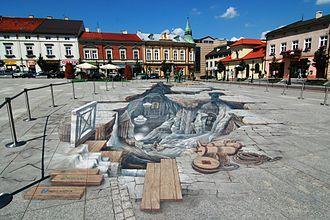 Wieliczka - Image: PL Wieliczna Market Square