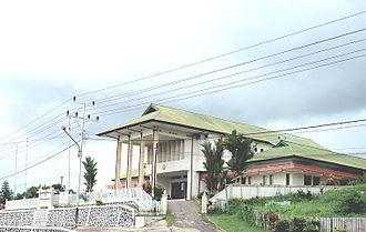 Sanggau Regency - Image: PN SGU
