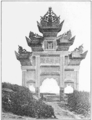 PSM V83 D569 Stone portal erected in western china in 1906.png