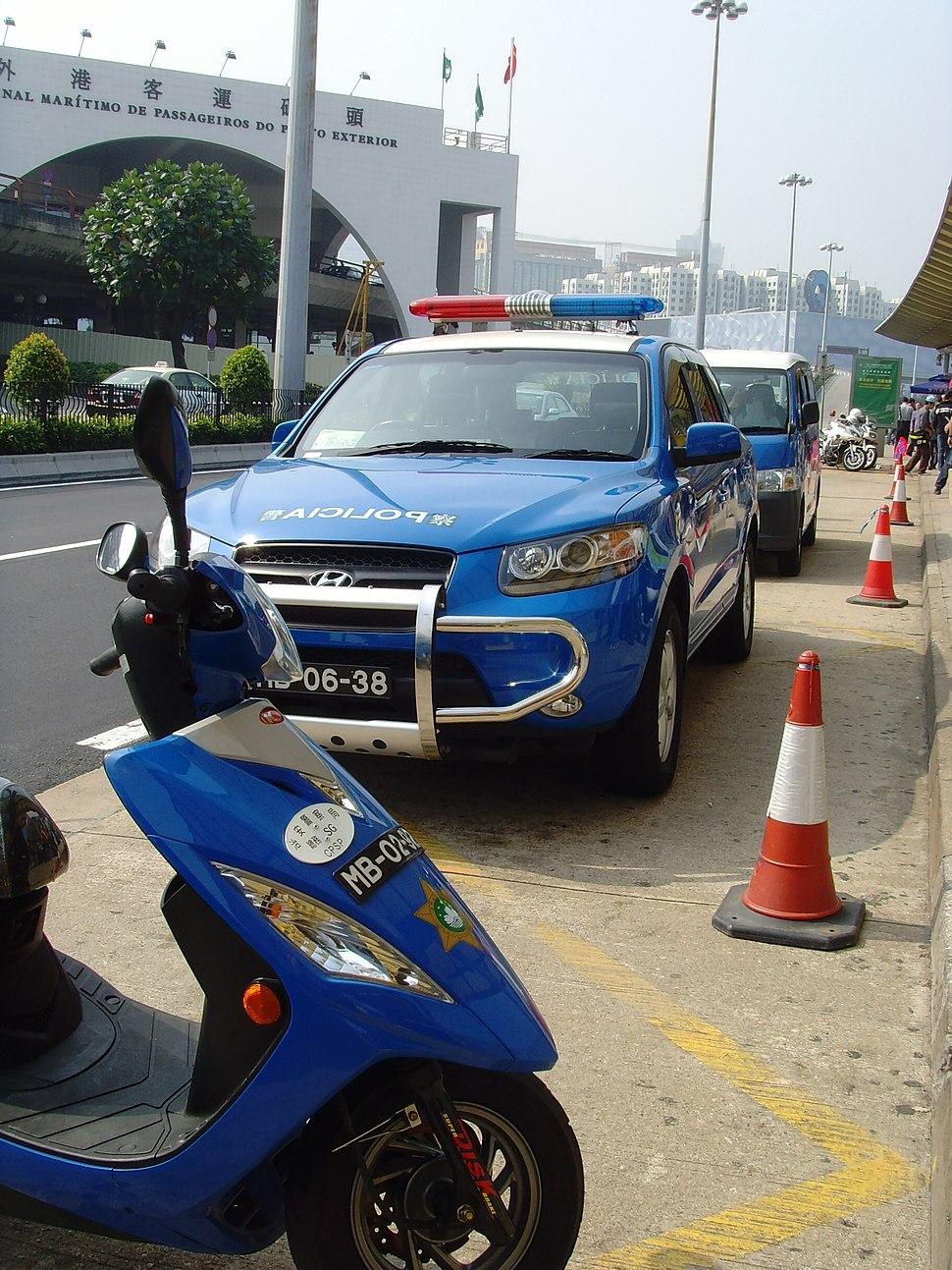 PSPFM vehicles