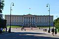 Pałac Królewski w oslo 2010.JPG