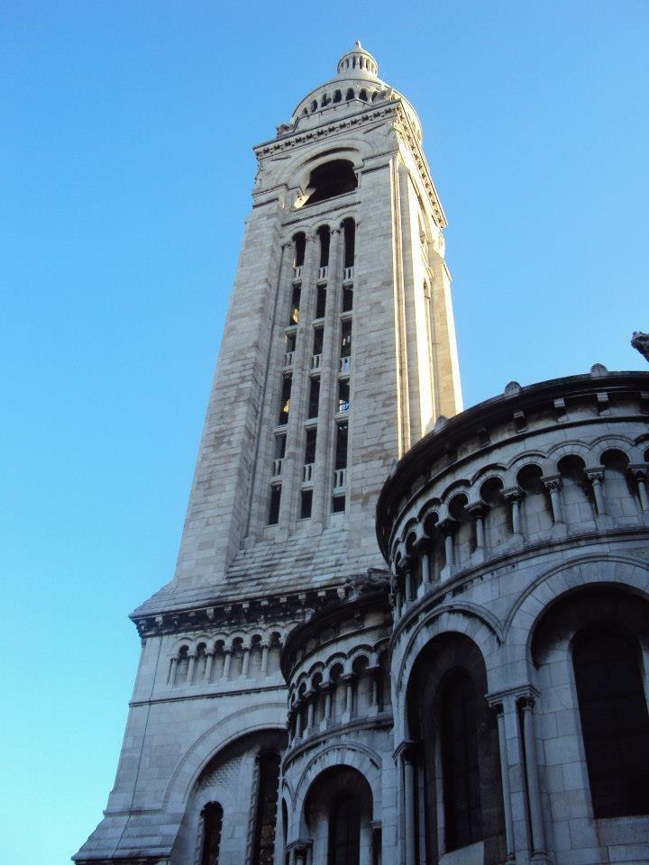 Paříž-Sacre Coeur1