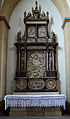 Paderborn, Dom, Altaraufsatz um 1625.JPG