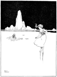 Page 117 of Andersen's fairy tales (Robinson)