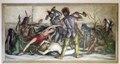 "Painting ""Pocahontas Saving the Life of Capitain John Smith"" at Court House Annex, Richmond, Virginia LCCN2010719841.tif"