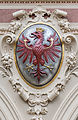 Palace of Justice, Vienna - Aula, Coat of Arms - Gefürstete Grafschaft Tirol-4463-HDR.jpg