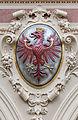 Palace of Justice, Vienna - Aula, Coat of Arms - Gefürstete Grafschaft Tirol-4463-HDR.jpg
