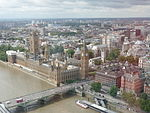 Palace of Westminster from the London Eye, August 2014 03.JPG