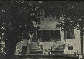Ministry of Foreign Affairs and Emigrants (Lebanon) - Palace of the Lebanese Ministry of Foreign Affairs, 1947