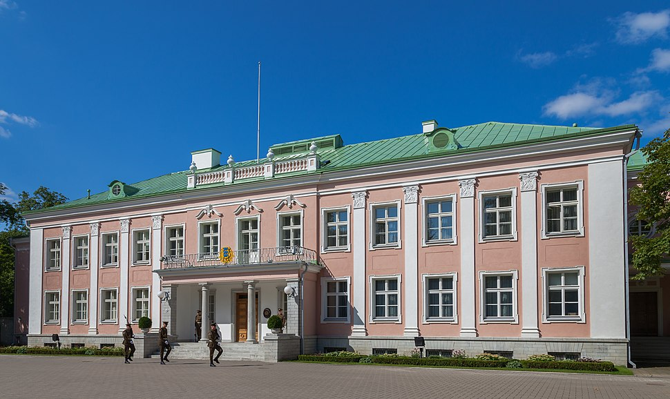 Palacio presidencial Kadriorg, Tallinn, Estonia, 2012-08-12, DD 10