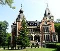 Palatul Ghika -vedere din fata.JPG