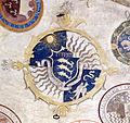 Palazzo vicariale di certaldo, stemma 63 pandolfini.JPG