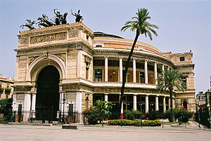 Politeama theatre.