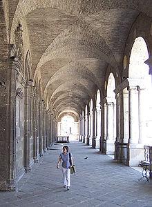 Kruisribgewelf wikipedia for Architecture romane definition