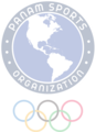 Pan American Sports Organization silver logo.png