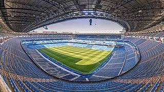 Santiago Bernabéu Stadium Real Madrids home ground, stadium in Madrid