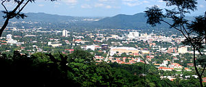 Skyline of San Pedro Sula