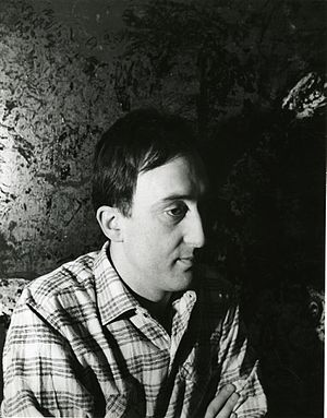 Enrico Baj - Enrico Baj, 1955.