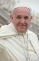 Papa Francisco en Canonizazion de Juan XXIII y Juan Pablo II.PNG