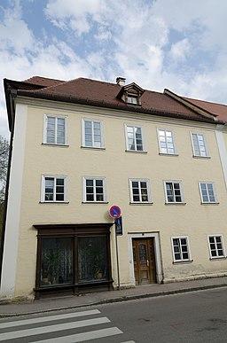 Schützenstraße in Pappenheim