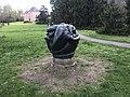 Parc Barton - œuvre d'art.JPG