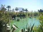 Parc de la Ciutadella - Barques a l'estany.JPG