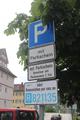 Parkplatzschild Horb27072019.png