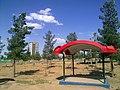 Parks in Qom آلاچیق ها، بوستان علوی.jpg