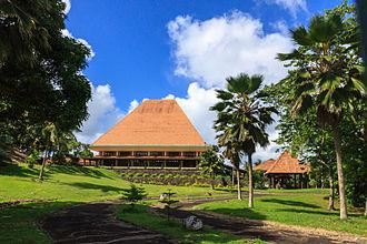 Parliament of Fiji - Image: Parliament Suva Matthias Suessen 8477