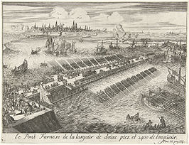 Parma's brug (collectie: Rijksmuseum Amsterdam)