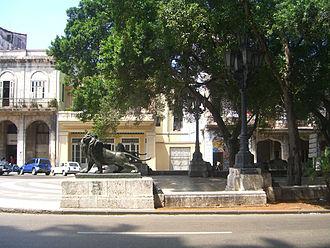 Paseo del Prado, Havana - Image: Paseo del Prado (Havana) 5