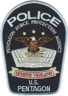 Federal police agency of the Office of the US Secretary of Defense