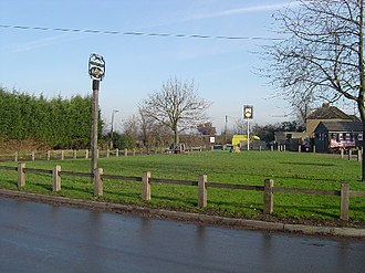 Aldenham - Patchetts Green