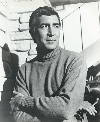 Patrick O'Neal (actor) - O'Neal in 1968