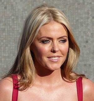 Patsy Kensit - Kensit at the 2009 BAFTAs