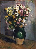 Paul Cézanne - Still Life with Flowers in an Olive Jar.jpg