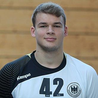 Füchse Berlin (Handball) - Paul Drux
