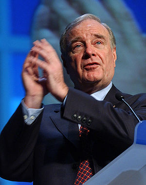 Paul Martin - Paul Martin speaking at the 2004 World Economic Forum