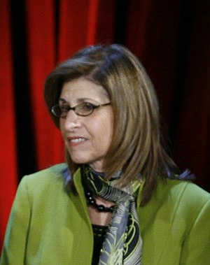Paula S. Apsell - Apsell at the 68th Annual Peabody Awards