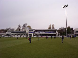 Sussex County Cricket Club - The Pavilion at Hove