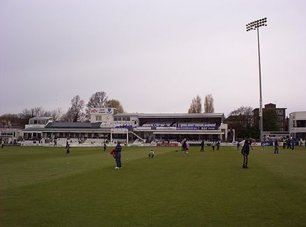 The Pavilion at Hove Pavilion at Hove.JPG